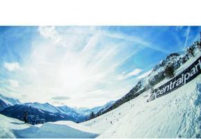 Le snowpark de Thyon est l'un des plus anciens de Suisse. Il est le fruit d'un travail bénévole de passionnés de la région.