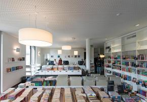La bibliothèque connaît un franc succès et restera ouverte le dimanche. MANO - VILLE DE LAUSANNE
