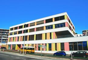 Le nouvel établissement sur le site de Rionzi. DR