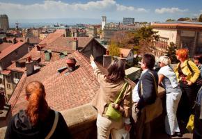 Seules 2 à 3 % des nuitées à Lausanne concerneraient des visiteurs qui se rendent à Beaulieu. LAUSANNE TOURISME