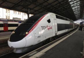 Désormais 6 TGV relient chaque jour Lausanne à Paris. DR