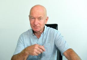 Didier Trono est formel: le canton de Vaud n'a été ni pire ni meilleur que les autres. VERISSSIMO