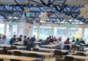 Le SushiZen de l'EPFL,  une «cafétéria d'établissement de formation» ou un restaurant comme les autres?  PHK