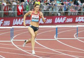 Athletissima 2021 sera pour Lea Sprunger l'occasion d'un dernier tour de piste à Lausanne.