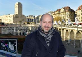 Grégoire Junod déplore que les villes ne soient pas associées aux décisions. VERISSIMO