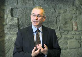 Bruno Oberlé, Directeur de l'Office fédéral de l'environnement (OFEV)
