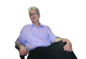 Dominique Bourg, professeur à l'Université de Lausanne.