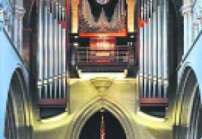 Quand l'orgue de la cathédrale fait son show