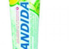 lancement par Migros du dentifrice au parfum de Mojito,