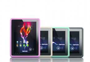 Lenco Cooltab 80 - Une tablette haute en couleur