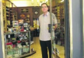 Alexis Senn sera fera un plaisir de conseiller les clients.