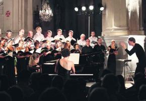 L'EVL chante Händel