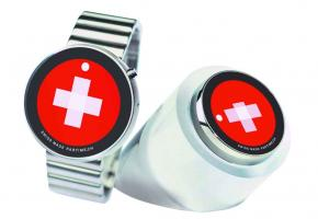 Swiss Partime: Une montre pour patriotes