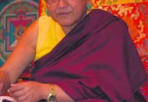 Sakya Trinzin Rinpoché