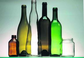 La taxe au sac dope la part de verre recyclé