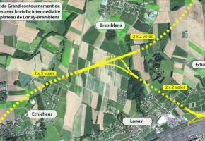 La Municipalité de Morges enterre l'autoroute actuelle