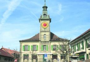 Ces dernières années, Echallens a vu sa population croître. Elle a doublé en vingt ans pour atteindre aujourd'hui 5640 habitants.