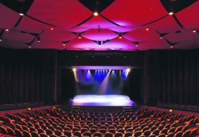 La rénovation du Théâtre de Beausobre se fera par étapes.