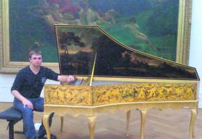 Le pianiste Luke Bradley