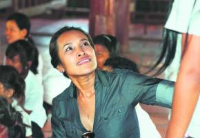 Somaly Mam: un combat incessant pour faire cesser l'esclavage sexuel des enfants dans le Sud-est asiatique.