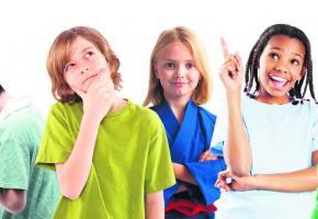 Le Salon Junior se veut à la fois ludique et éducatif.