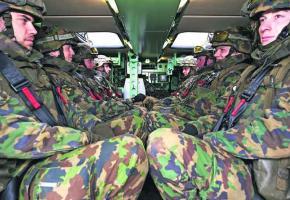 Les «meilleurs soldats» du monde? © ARMÉE SUISSE