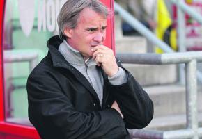 Laurent Roussey a de quoi être inquiet par les prestations de son équipe.