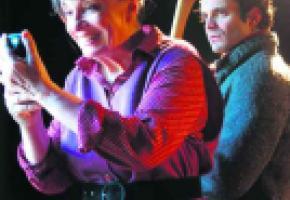 Crime et Châtiment adapté à la scène par la Compagnie nonante-trois.