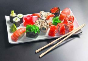 Le cadet des sushis
