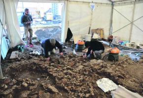 Découverte d'une nouvelle villa gallo-romaine