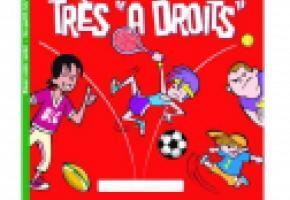 Une BD pour rappeler aux écoliers que le sport c'est avant tout du plaisir. DR