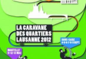LAUSANNE – La Caravane des quartiers