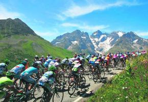 Fidèle au poste, le tour de France remplit l'été sportif.