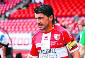 Gennaro Gattuso, un exemple sportif à suivre!