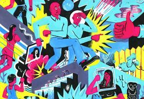 BD-FIL, le festival lausannois de la bande dessinée