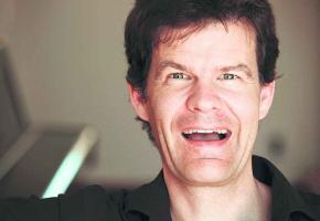 humoriste Marc Donnet-Monay - Théâtre Boulimie.