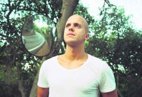 Le chanteur Milow