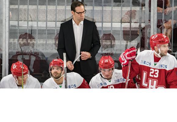 Yves Sarault confirmé comme entraîneur principal jusqu'à la fin de la saison!