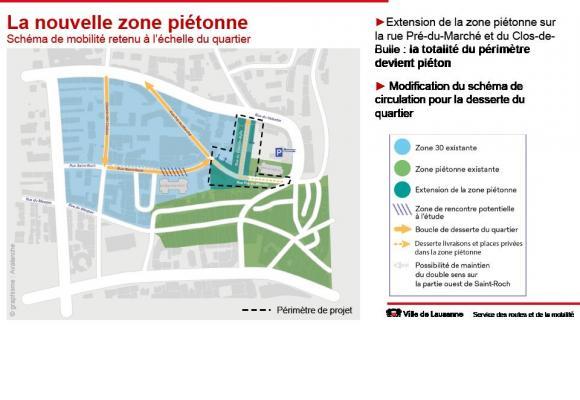 Zone 30 existante