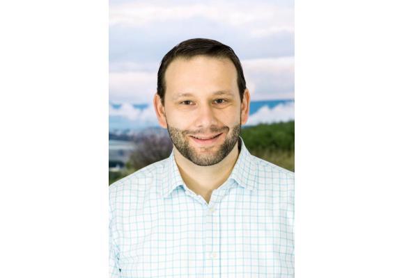 Pascal Gemperli,  Président de l'Union vaudoise  des associations musulmanes dr