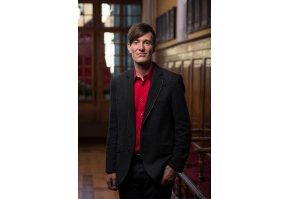 David Payot,  Conseiller communal chargé de la Direction Enfance Jeunesse et Quartier de la Ville de Lausanne. dr