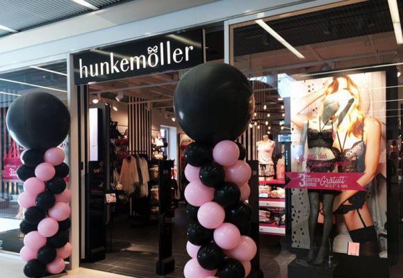 Boutique-lingerie Hunkemöller
