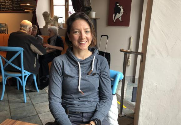 Emilie Jaccard, déléguée au sport de la Ville de Morges