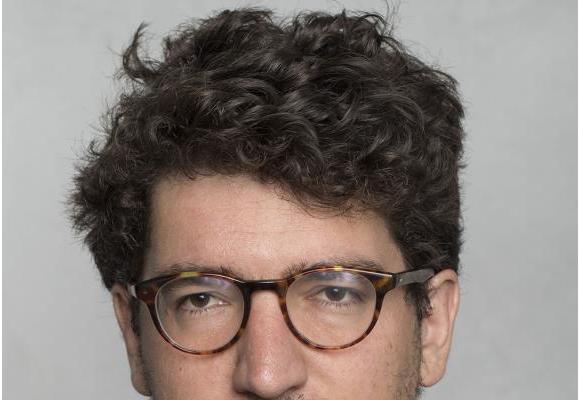 Hadrien Buclin, député Ensemble à gauche au Grand Conseil