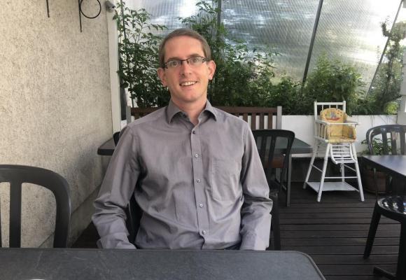 Valéry Beaud, de l'engagement associatif à la présidence du conseil communal lausannois. CA