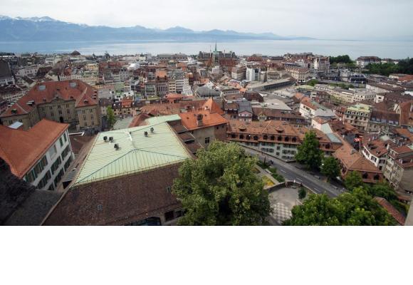 Quels sont les lieux systématiquement évités par les femmes à Lausanne? DR