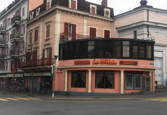 Le Milan, une véritable institution locale. DR