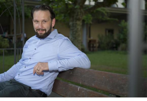 Pascal Gemperli, secrétaire général de l'Union vaudoise des associations musulmanes. DR