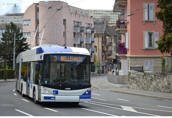 Nombre d'habitants de la zone Bellevaux se disent inquiets pour leurs enfants. DR