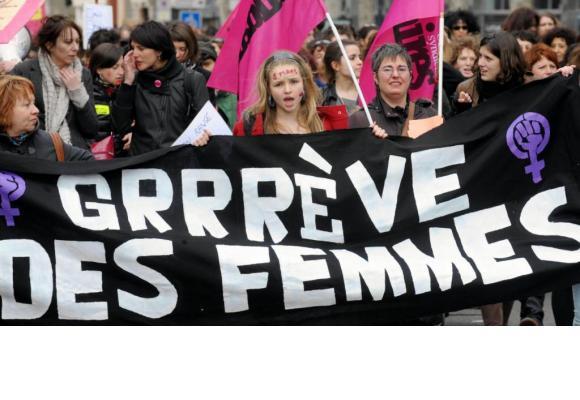 Le 14 juin, les femmes se mobiliseront et descendront dans les rues. DR
